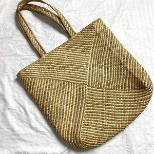 Helen Kaminski Australia Raffia Tote Bag